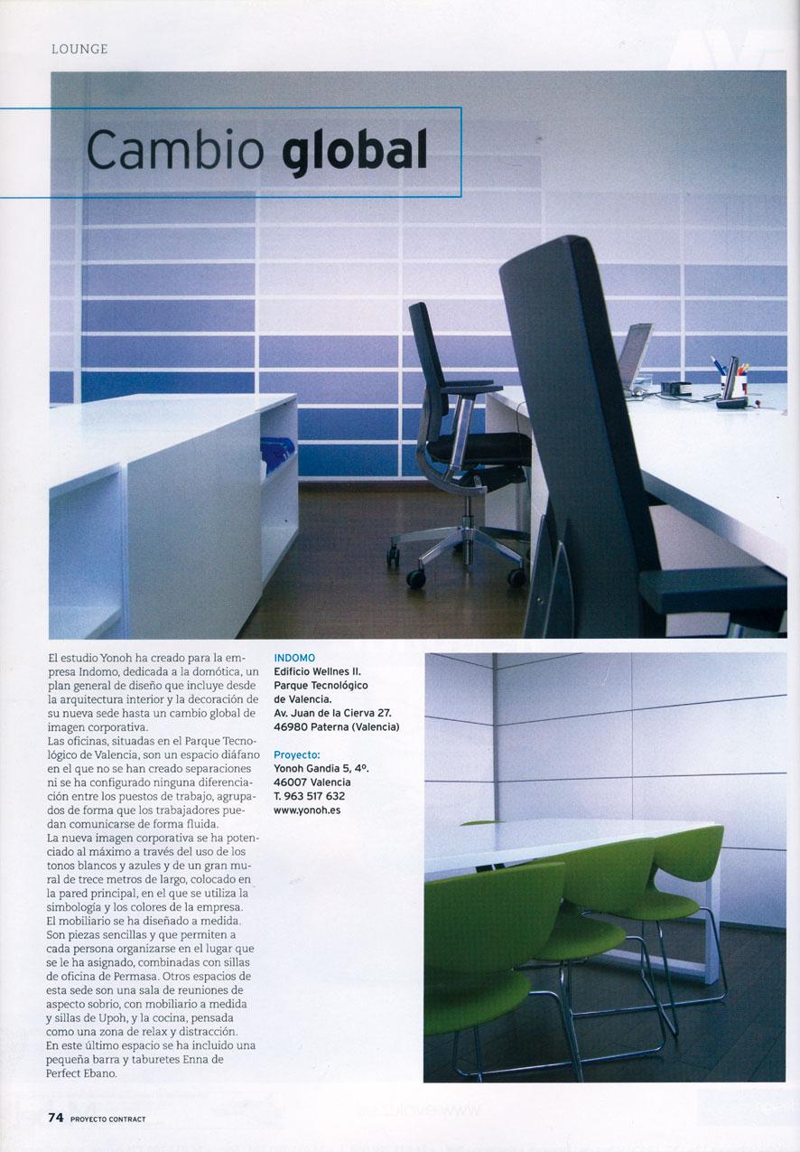 Press Releases Yonoh Creative Studio Graphic And Interior Design  # Muebles Nenufar